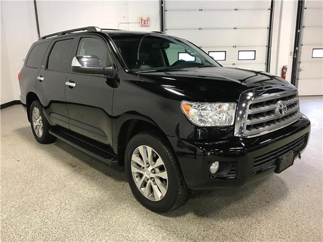2011 Toyota Sequoia Limited 5.7L V8 (Stk: W11703) in Calgary - Image 2 of 14