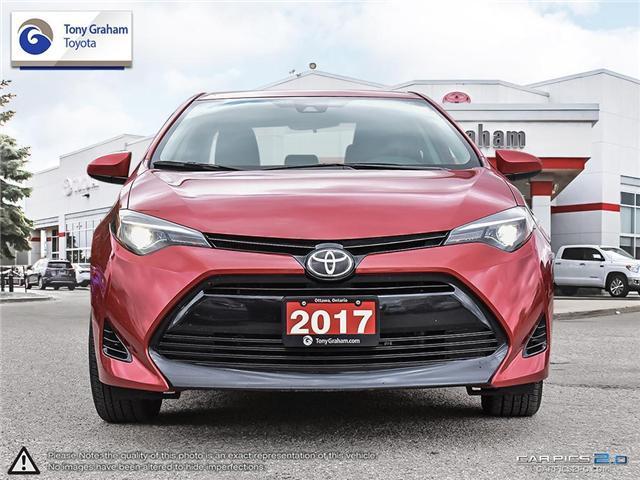 2017 Toyota Corolla LE (Stk: U8985) in Ottawa - Image 2 of 26