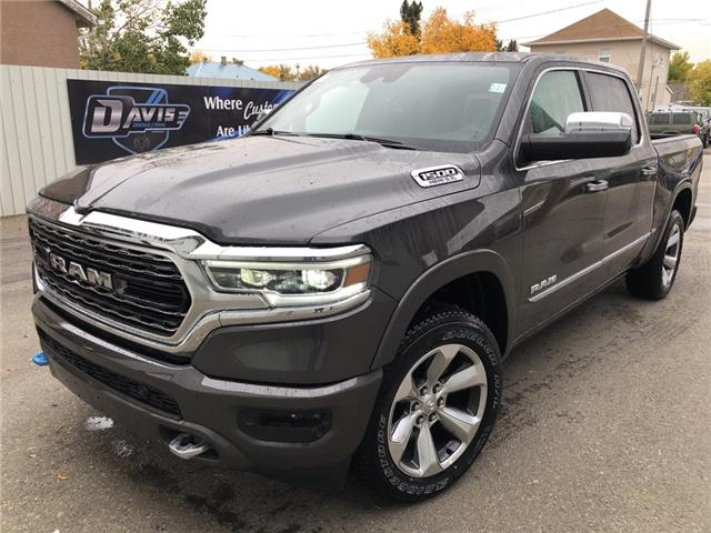 2019 RAM 1500 25M Limited (Stk: 13758) in Fort Macleod - Image 1 of 22