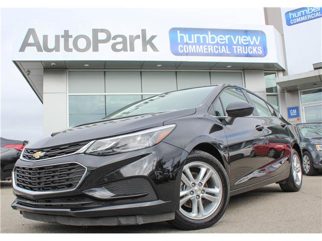 2016 Chevrolet Cruze LT Auto (Stk: APR1812) in Mississauga - Image 1 of 27