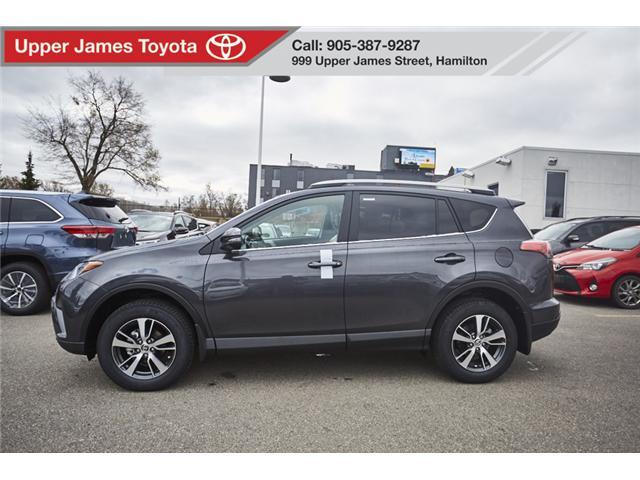 2018 Toyota RAV4 LE (Stk: 180976) in Hamilton - Image 2 of 12