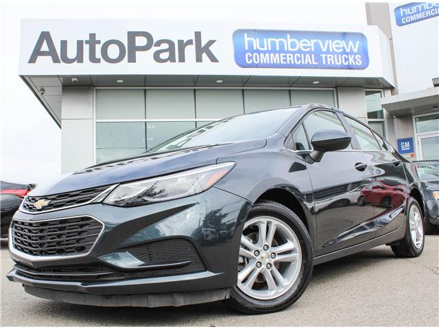 2017 Chevrolet Cruze LT Auto (Stk: APR1847) in Mississauga - Image 1 of 24