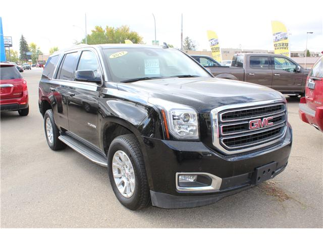 2017 GMC Yukon SLT (Stk: 195592) in Brooks - Image 1 of 26