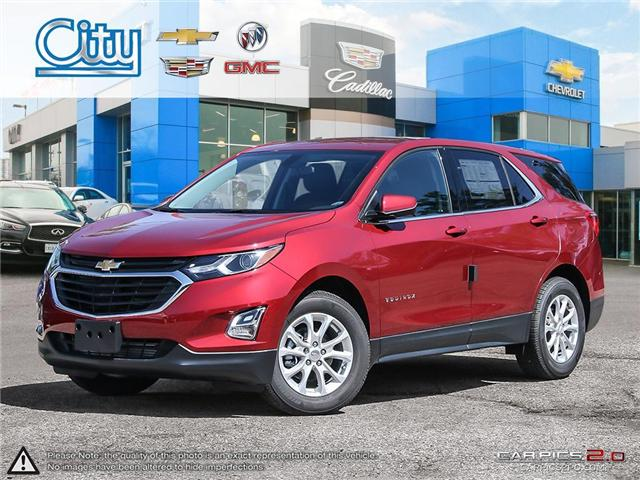 2019 Chevrolet Equinox LT (Stk: 2928677) in Toronto - Image 1 of 27
