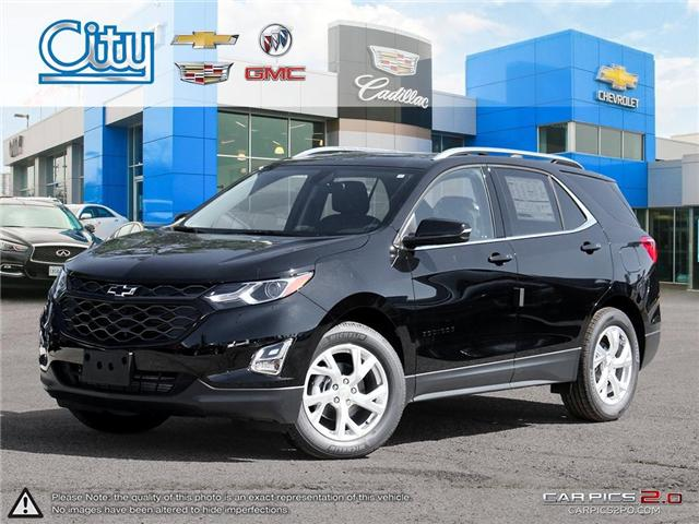 2019 Chevrolet Equinox LT (Stk: 2926074) in Toronto - Image 1 of 27