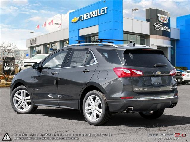 2019 Chevrolet Equinox Premier (Stk: 2928059) in Toronto - Image 4 of 27