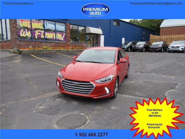2018 Hyundai Elantra GL (Stk: 517075) in Dartmouth - Image 1 of 20