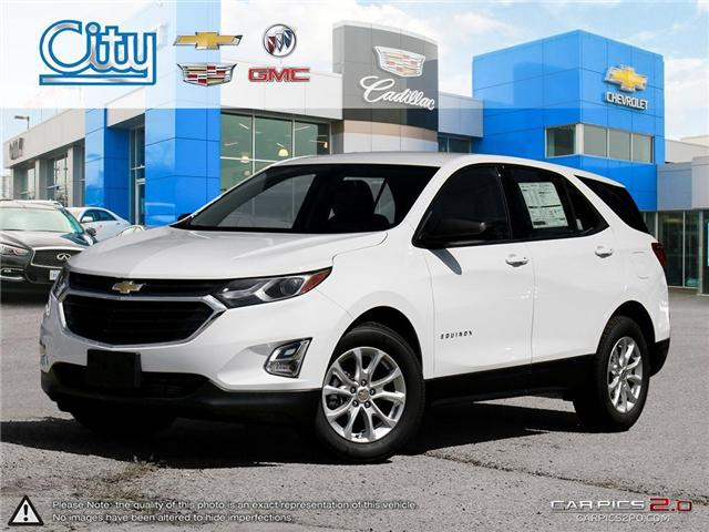 2019 Chevrolet Equinox LS (Stk: 2929196) in Toronto - Image 1 of 27