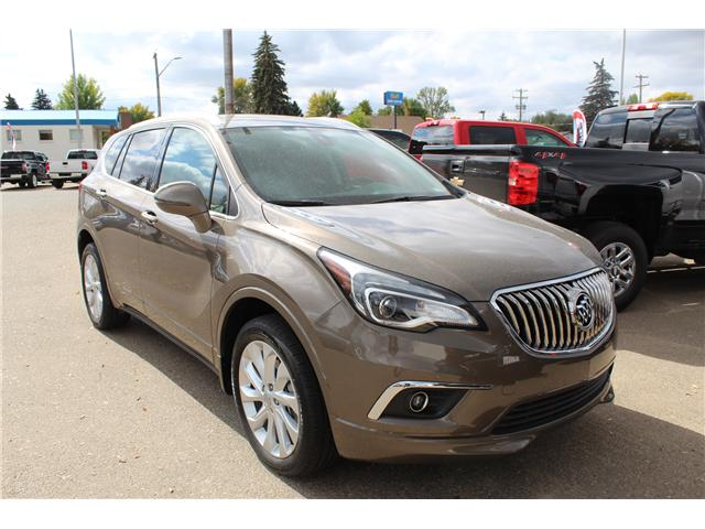 2018 Buick Envision Premium I (Stk: 187425) in Brooks - Image 1 of 22