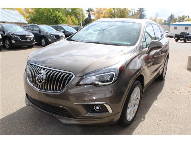 2018 Buick Envision Premium I (Stk: 187425) in Brooks - Image 2 of 22