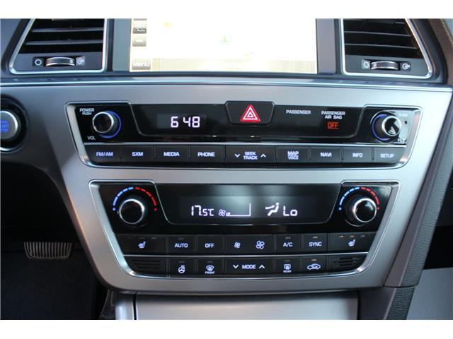 2016 Hyundai Sonata Sport Tech (Stk: 63632) in Toronto - Image 17 of 26
