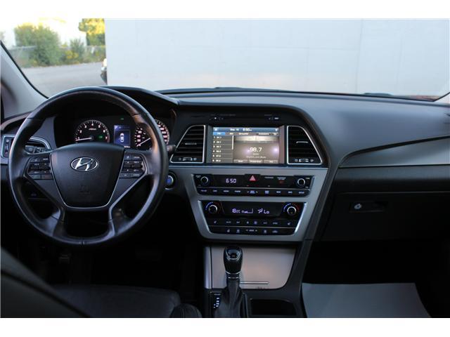 2016 Hyundai Sonata Sport Tech (Stk: 63632) in Toronto - Image 14 of 26
