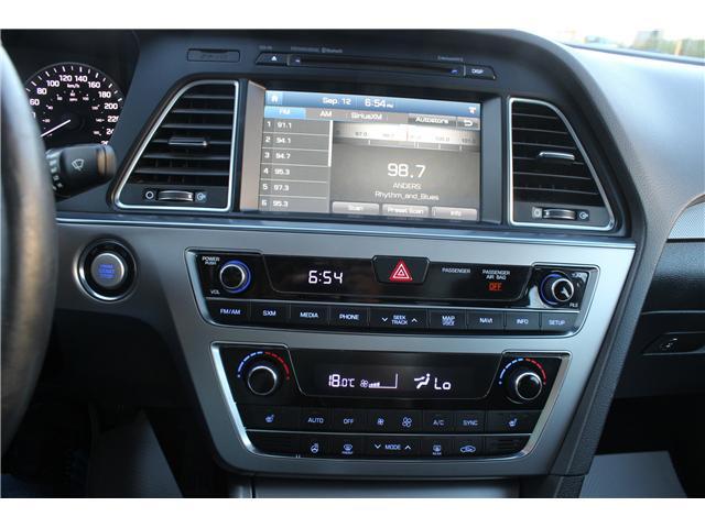 2016 Hyundai Sonata Sport Tech (Stk: 63632) in Toronto - Image 20 of 26