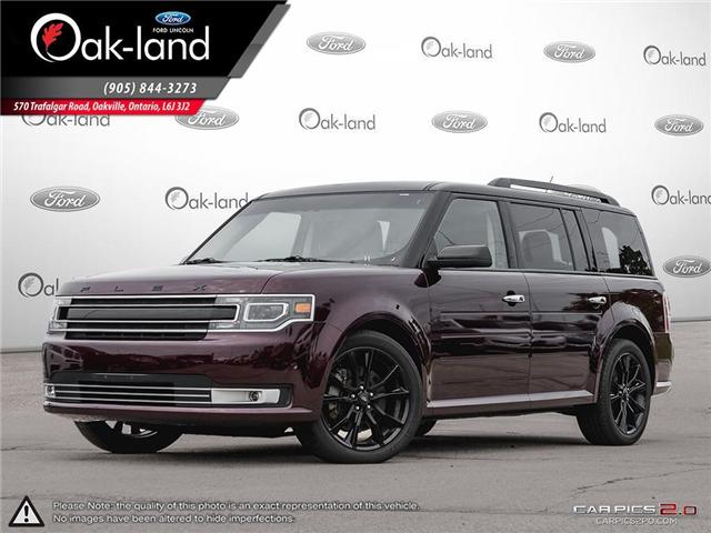 2018 Ford Flex Limited (Stk: A3066) in Oakville - Image 1 of 27