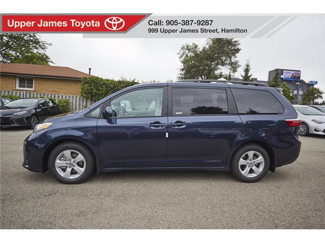 2019 Toyota Sienna LE 8-Passenger (Stk: 190103) in Hamilton - Image 2 of 16
