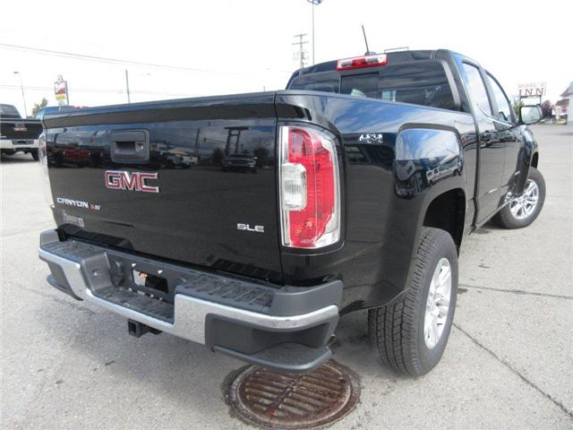 2019 GMC Canyon SLE (Stk: T218385) in Cranbrook - Image 5 of 18