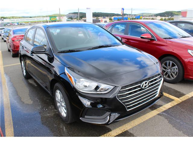 2019 Hyundai Accent Preferred (Stk: 91332) in Saint John - Image 1 of 2