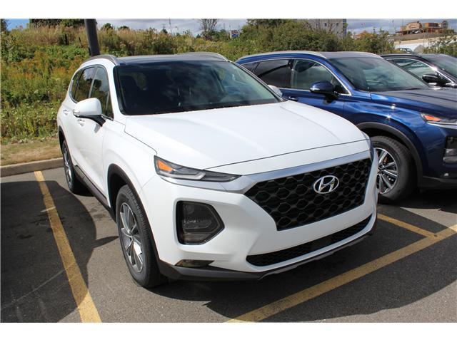 2019 Hyundai Santa Fe Luxury (Stk: 96356) in Saint John - Image 1 of 2