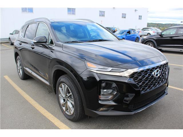 2019 Hyundai Santa Fe Luxury (Stk: 96365) in Saint John - Image 1 of 2