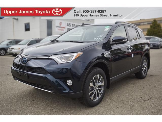 2018 Toyota RAV4 Hybrid LE+ (Stk: 180985) in Hamilton - Image 1 of 18