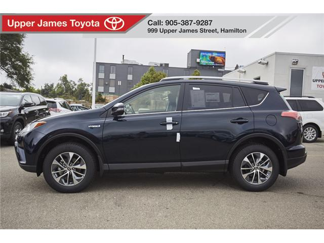 2018 Toyota RAV4 Hybrid LE+ (Stk: 180985) in Hamilton - Image 2 of 18