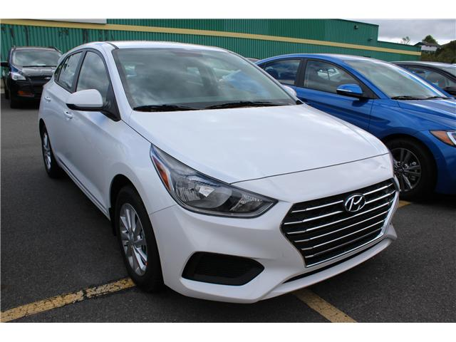 2019 Hyundai Accent Preferred (Stk: 91349) in Saint John - Image 1 of 2