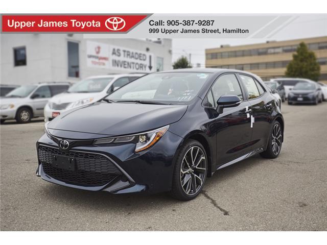 2019 Toyota Corolla Hatchback Base (Stk: 190089) in Hamilton - Image 1 of 16