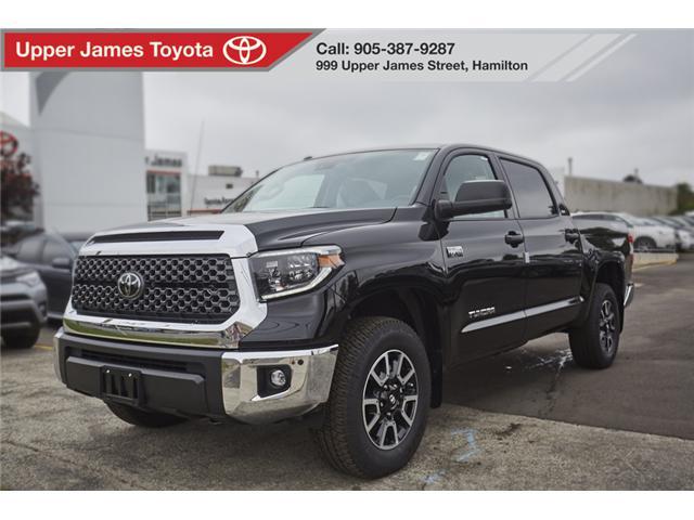 2019 Toyota Tundra SR5 Plus 5.7L V8 (Stk: 190094) in Hamilton - Image 1 of 17