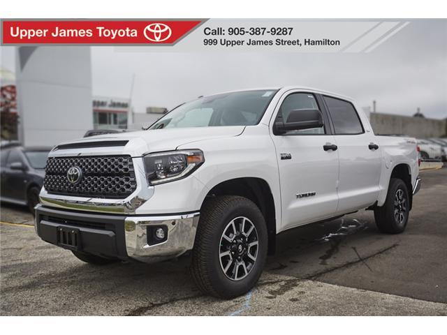 2019 Toyota Tundra SR5 Plus 5.7L V8 (Stk: 190095) in Hamilton - Image 1 of 17