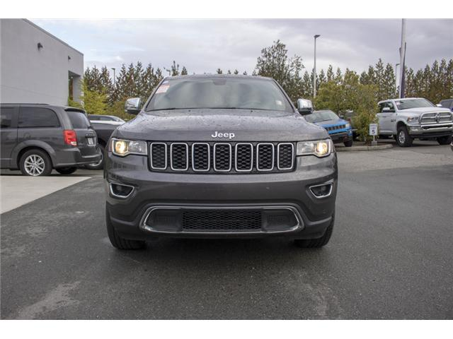 2018 Jeep Grand Cherokee Limited (Stk: AB0761) in Abbotsford - Image 2 of 23