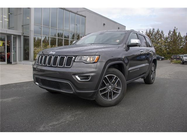2018 Jeep Grand Cherokee Limited (Stk: AB0761) in Abbotsford - Image 3 of 23