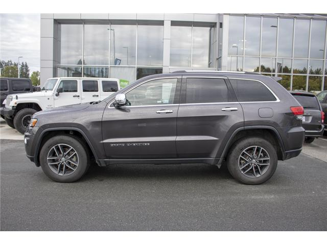2018 Jeep Grand Cherokee Limited (Stk: AB0761) in Abbotsford - Image 4 of 23