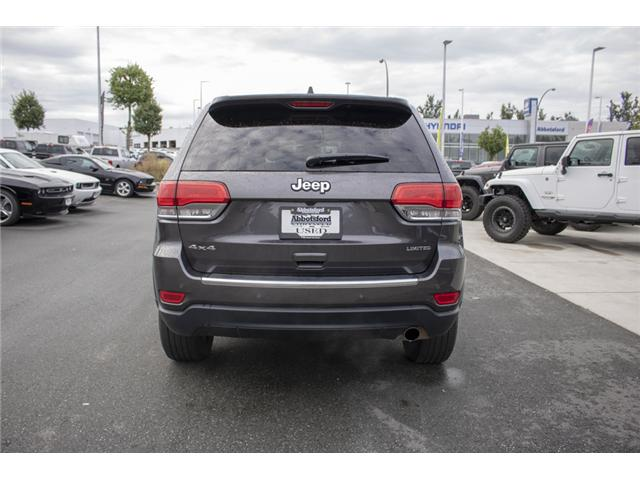 2018 Jeep Grand Cherokee Limited (Stk: AB0761) in Abbotsford - Image 6 of 23