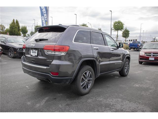 2018 Jeep Grand Cherokee Limited (Stk: AB0761) in Abbotsford - Image 7 of 23