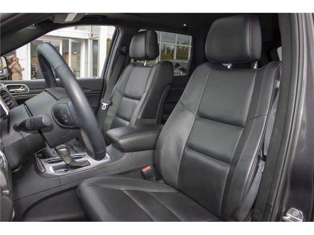 2018 Jeep Grand Cherokee Limited (Stk: AB0761) in Abbotsford - Image 10 of 23