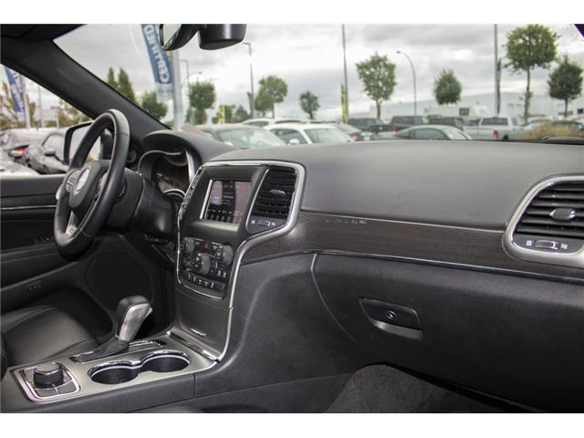 2018 Jeep Grand Cherokee Limited (Stk: AB0761) in Abbotsford - Image 17 of 23
