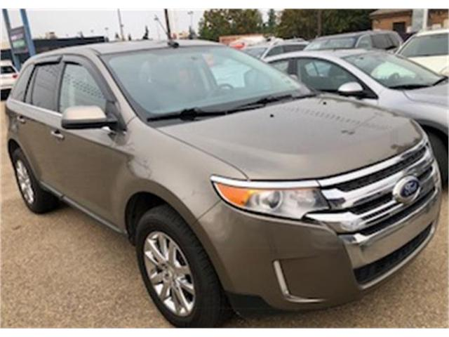 Ford Edge Limited Stk P In Edmonton Image