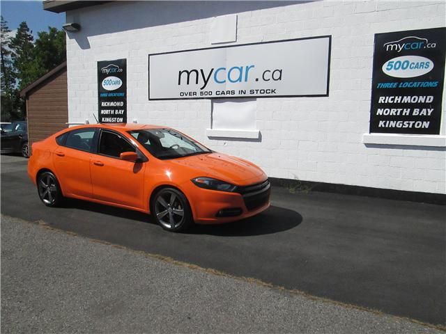 2014 Dodge Dart GT (Stk: 181292) in Richmond - Image 2 of 13