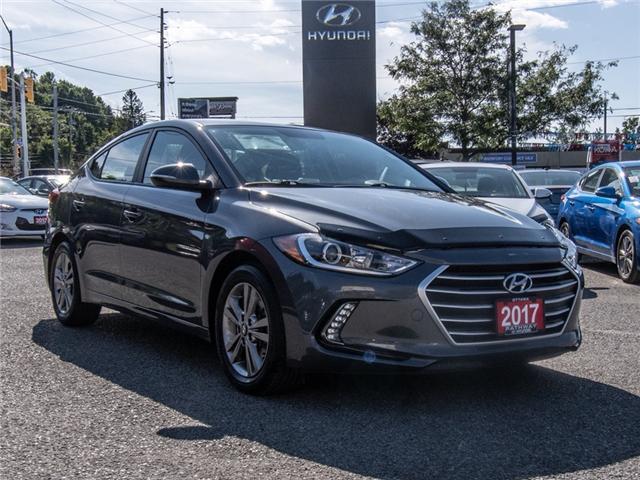 2017 Hyundai Elantra  (Stk: P3191) in Ottawa - Image 1 of 12