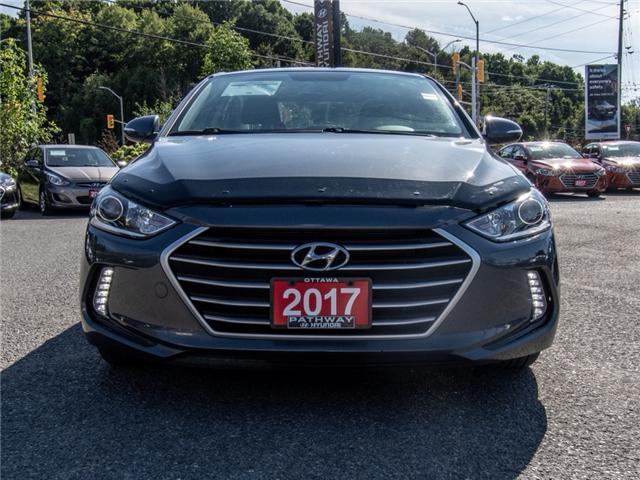 2017 Hyundai Elantra  (Stk: P3191) in Ottawa - Image 2 of 12