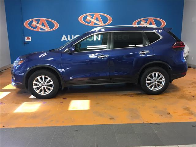 2018 Nissan Rogue SV (Stk: 18-739067) in Lower Sackville - Image 2 of 16