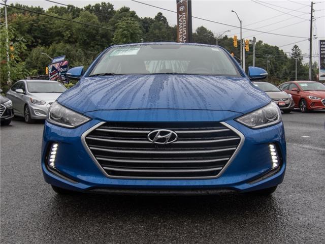 2017 Hyundai Elantra  (Stk: P3199) in Ottawa - Image 2 of 11