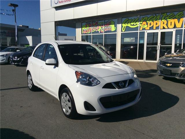2017 Nissan Micra SV (Stk: 16165) in Dartmouth - Image 1 of 20