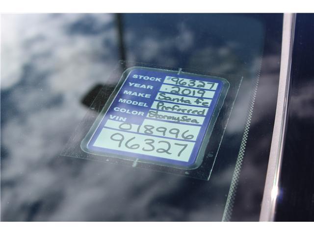 2019 Hyundai Santa Fe Preferred 2.4 (Stk: 96327) in Saint John - Image 2 of 2
