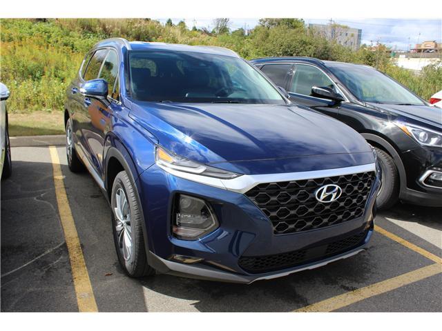 2019 Hyundai Santa Fe Preferred 2.4 (Stk: 96327) in Saint John - Image 1 of 2