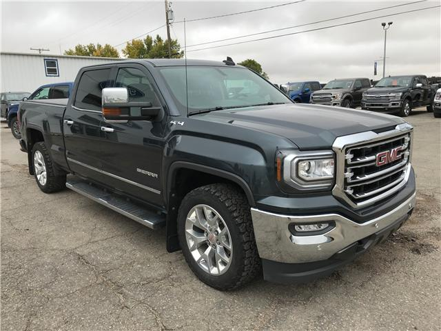 2017 GMC Sierra 1500 SLT (Stk: 8317A) in Wilkie - Image 1 of 26