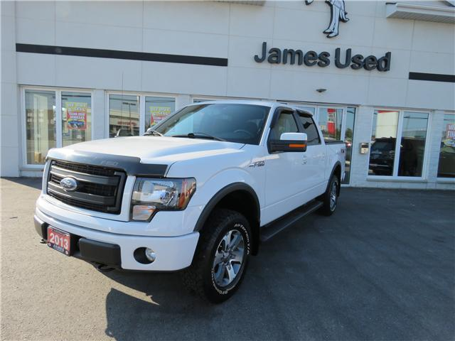 2013 Ford F-150 FX4 (Stk: N18329A) in Timmins - Image 1 of 11