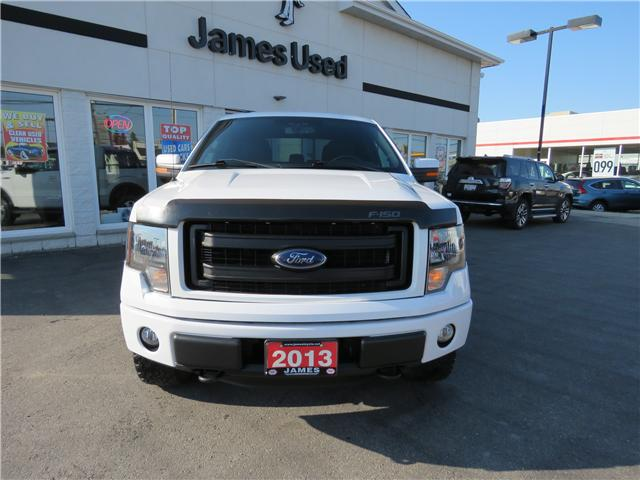 2013 Ford F-150 FX4 (Stk: N18329A) in Timmins - Image 2 of 11