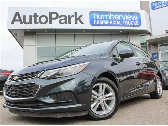 2017 Chevrolet Cruze LT Auto (Stk: APR1873) in Mississauga - Image 1 of 24