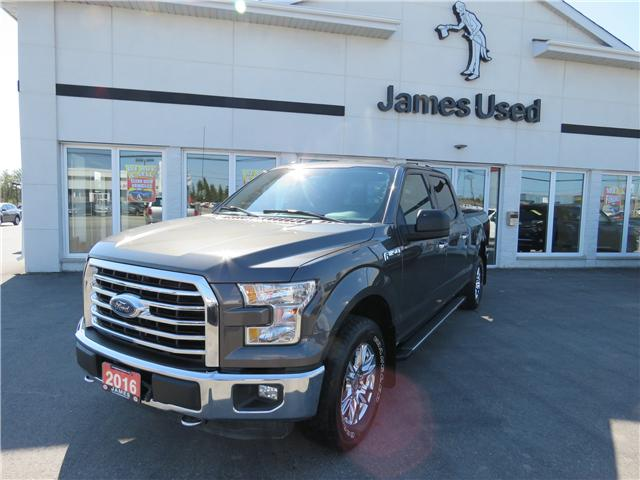 2016 Ford F-150 XLT (Stk: N18462A) in Timmins - Image 1 of 9